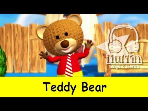 Muffin Songs – Teddy Bear Tekerlemeler ve İngilizce Çocuk Şarkıları