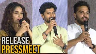 HIT Movie Release Press Meet | Nani, Vishwak Sen, Ruhani Sharma | Telugu News - TFPC - TFPC