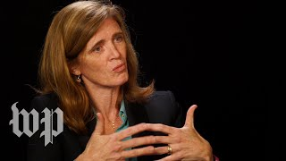 Opinion |Samantha Power: Trump's tweets are classic Russian 'whataboutism' - WASHINGTONPOST
