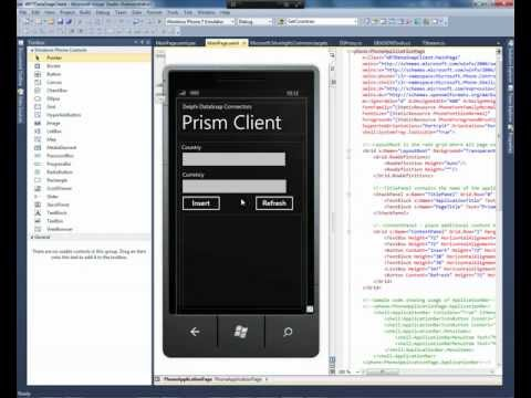 Tutorial DataSnap Connectors conectado a Android e Windows Phone apps