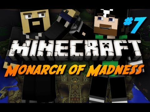 Minecraft Maps - Monarch of Madness - #7 - Half Past the Madness!