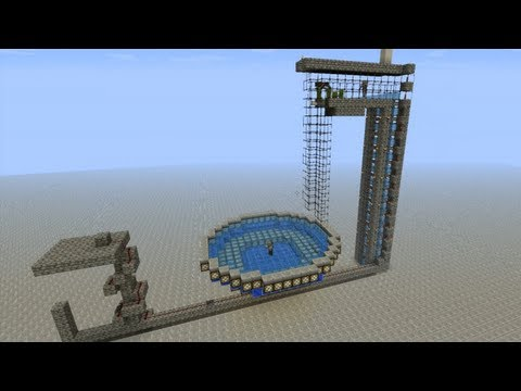 Death Bowl Mob Trap Tutorial Minecraft