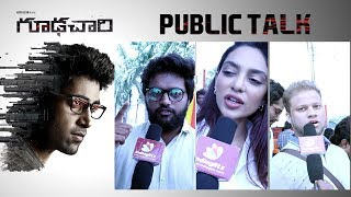 #Goodachari Public Talk || Adivi Sesh || Sobhita Dhulipala || Goodachari public response - IGTELUGU