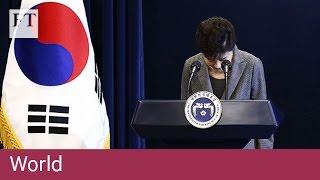 S Korea's Park impeached - FINANCIALTIMESVIDEOS