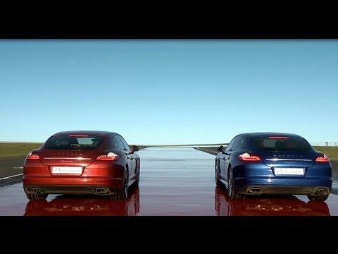 Pneumatici invernali Porsche