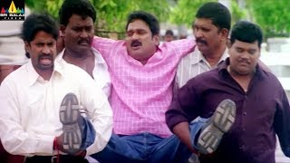 Modati Cinema Movie Scenes | Krishna Bhagavan and Raghubabu Comedy | Sri Balaji Video - SRIBALAJIMOVIES