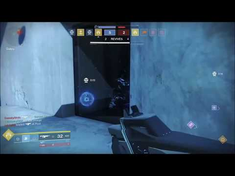 Why you avoid the hallway in Trials...