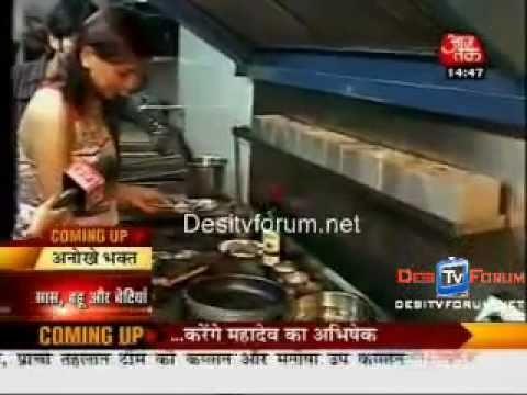 Gauri makes Grilled Chicken for Hiten...