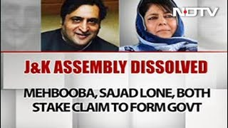 What Next For J&K After Governor Dissolves Assembly? - NDTV