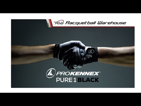 Meet the ProKennex Pure 1 Black Glove | Racquetball Warehouse