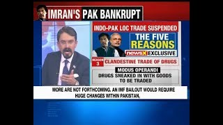 Five reasons for Indo-Pak LoC trade suspension, from Balakot to Bankrupt Pakistan | Nation at 9 - NEWSXLIVE