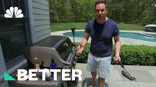 A Better Way To Clean Your BBQ Grill | Better | NBC News - NBCNEWS