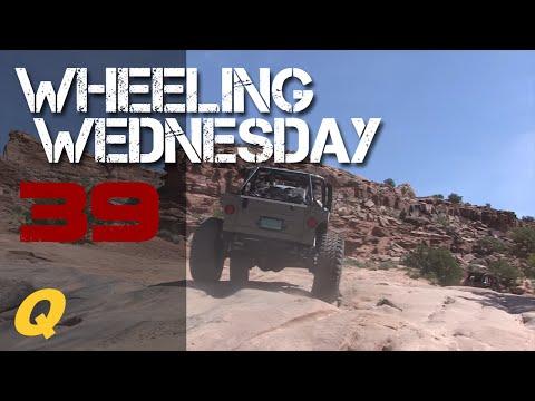 Wheeling Wednesday 39 - On Pritchett Caynon Trail