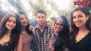 Alia Bhatt, Parineeti Chopra And Others Attended Nickyanka's Engagement | Bollywood News - ZOOMDEKHO