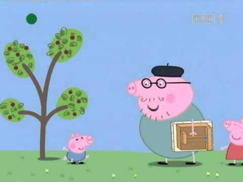 Świnka Peppa - Malowanie