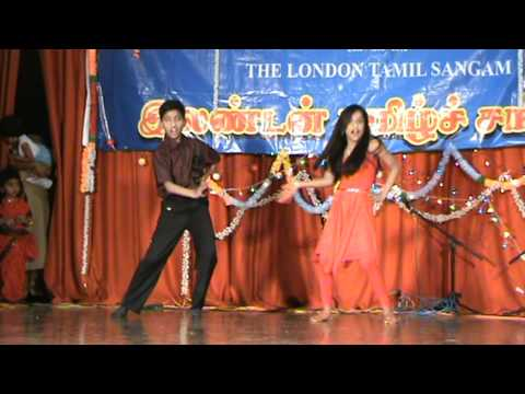 London Tamil Sangam Pongal celebration 2011 - Tamil fusion dance for kalakkal songs