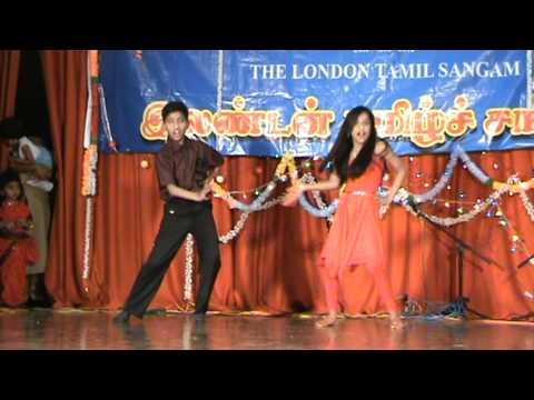 London Tamil Sangam Pongal celebration 2011 - Tamil fusion dance for kalakkal songs