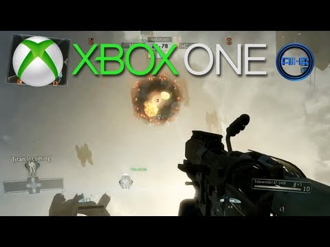 XBOX ONE Gameplay, Release Date & Price! - Halo 5, Titanfall Multiplayer & Forza 5! (E3M13)