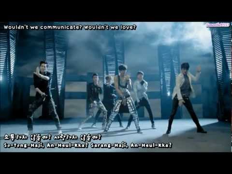 [HD] EXO-K - MAMA (No Narration) MV [Hangul + Romanization + English Lyrics/Subs] -PsVaiFVP-5s