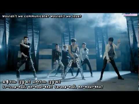 [HD] EXO-K - MAMA (No Narration) MV [Hangul + Romanization + English Lyrics/Subs] -PsVaiFVP-5s