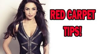 Malaika Arora Khan's RED CARPET Tips - EXCLUSIVE