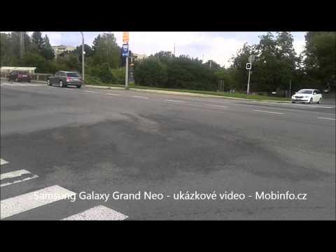 Samsung Galaxy Grand Neo - ukázkové video - www.mobinfo.cz