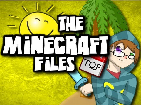 The Minecraft Files 232 TQF MASSIVE TREE FORT HD