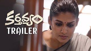 Nayanthara's Karthavyam Trailer | Gopi Nainar | Ghibran | TFPC - TFPC