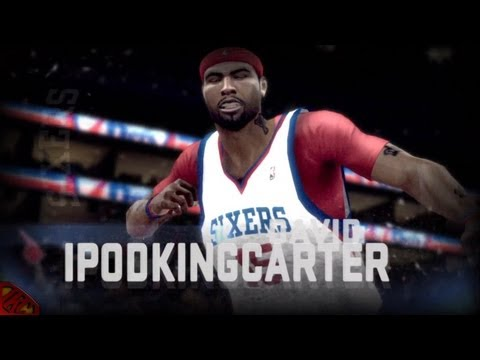 NBA 2K12 My Player Mode - How To Get Assists & Score When Driving To The Rim Feat. Athletic PG