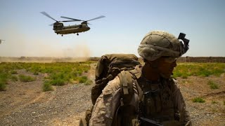 Marines remaining in Afghanistan face hardship - CNN