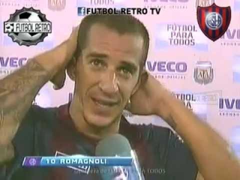 Belgrano Cba 1 vs San Lorenzo 2 Clausura 2012 FUTBOL RETRO TV
