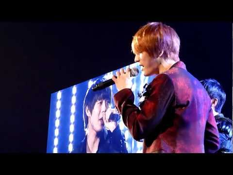 [fancam] 110527 JYJ - Nine @ Nokia Theater in LA