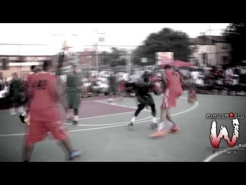 Kevin Durant's Sick Goodman League Highlights