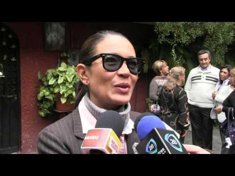 La Muerte de Karla Alvarez sorprende a amigos. Testimonio Yolanda Andrade