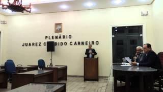 Trecho da Sessão Ordinária realizada no dia 02 de maio de 2013