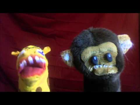 Puppet Attack! Episode 2 - Graffy and Munchi