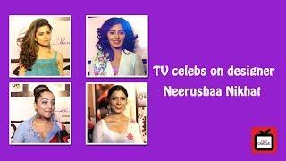TV beauties talk about the social cause behind Neerushaa's brand | Exclusive | TellyChakkar - TELLYCHAKKAR