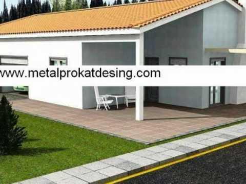 Ενεργειακά προκατασκευασμένα σπίτια