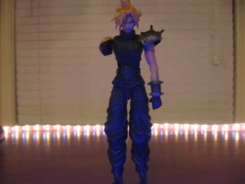 Energy Transformation with Cloud Strife -PuXeT6zlceY