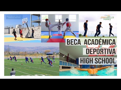 Beca Académica Deportiva High School