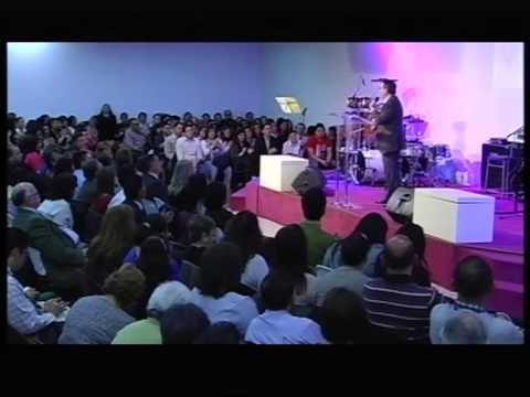 Charla de apertura, Pastor Juan Carlos Escobar.