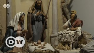 Greccio: Where the nativity scene originated | DW English - DEUTSCHEWELLEENGLISH