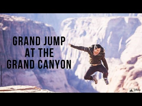 ABCD 2 - Grand Jump at the Grand Canyon