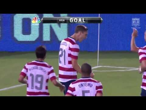 MNT vs. Guatemala: Clarence Goodson Goal - July 5, 2013