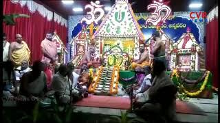 Padi Pooja Mahotsavam in Annavaram Satyanarayana Swamy Temple | CVR NEWS - CVRNEWSOFFICIAL