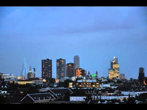 Rotterdam Sunset Timelapse