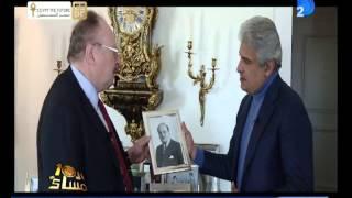 بالفيديو.. آخر ملوك مصر يعرض بعض مقتنيات الأسرة العلوية النادرة.. ويصف محمد علي بـ«العبقري»