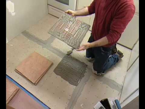 C mo colocar piso ceramico h galo usted mismo ideas y for Pintar suelo ceramico