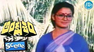 Ankusham Movie Scenes - Sudha Rani Appreciates Rajasekhar || Jeevitha || Kodi Ramakrishna - IDREAMMOVIES