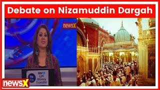 After Sabarimala, Now Nizamuddin Dargah: Hardline Misogyny issue? Nation at 9 - NEWSXLIVE